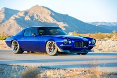 This Grand Touring 1971 Camaro from GAP Racing has an LS9 heart and a daily-driver soul.