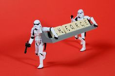 The Secret Life of Stormtroopers and Their Mini-Me's by Andy Wells