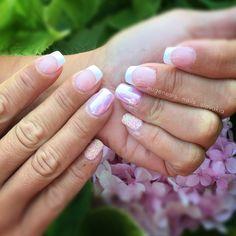 French manicure NUGENESIS