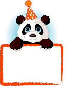 Panda label PNG and Clipart Birthday Cake Clip Art, Panda Birthday Cake, Panda Names, Boarder Designs, Jungle Theme Birthday, Frozen Wallpaper, Panda Art, Decorate Notebook, Cute Clipart