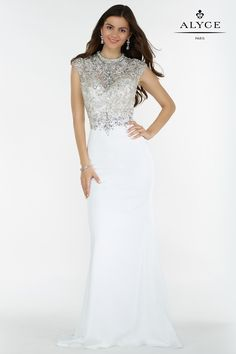 The Hottest Dress Designer hands down! Alyce Paris.  Check out their dresses at alyceparis.com Style #6718 #http://pinterest.com/alyceparis