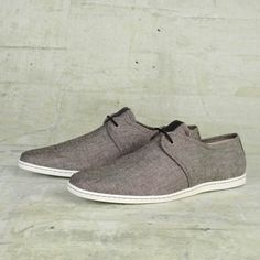 Aldwych Chambray Shoe by Fred Perry