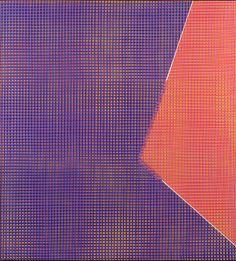 """Acrílico sobre tela 220x200cm Colección """"La Caixa"""". Arte Contemporáneo."""