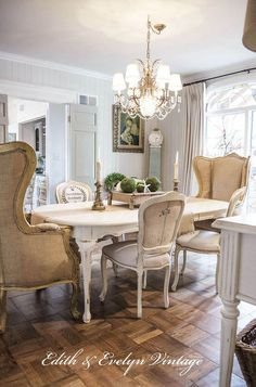 transformation the dining room, dining room ideas, home decor