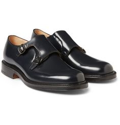 Church's - Lambourn Polished-Leather Double Monk-Strap Shoes | MR PORTER