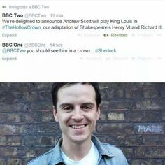 BBC1 is always such a fangirl lol