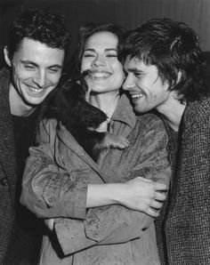 Matthew Goode, Hayley Atwell, and Ben Whishaw. Stars of Brideshead Revisited (2008). some of favorite actors and a puppy how cute is that!