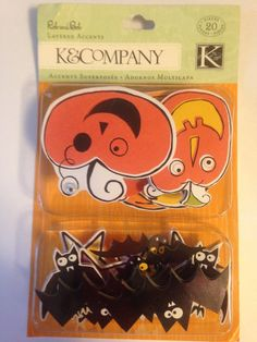 K & Company Layered Accents   Halloween by CynthiasCraftingNook