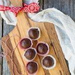 Buckeye Peanut Butter Balls | Shaina Olmanson