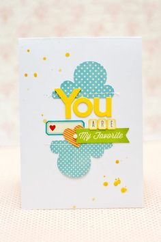 You Are My Favorite by Jessy Christopher