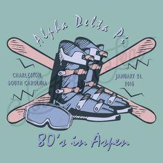 Alpha Delta Pi | Sorority Shirts | Greek Life | South by Sea