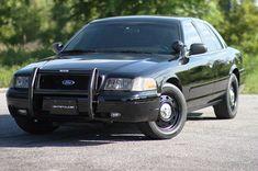 2006 Ford Crown Victoria Police Interceptor Nightstalker Carbon Fiber Edition