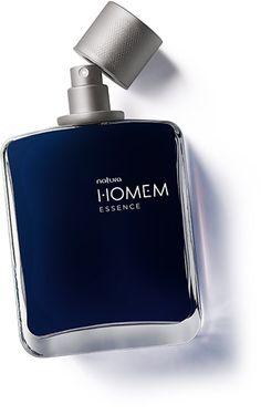 Deo parfum Natura Homem Essence Fragrância amadeirada e sensual que vem para completar o portfólio de Natura Homem.