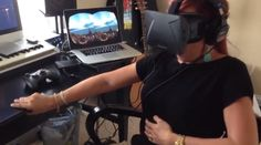 Oculus Rift Coaster demo is just like the real thing for developer's wife | Games | Geek.com