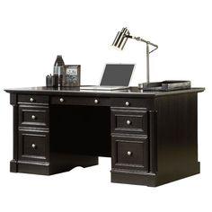 Found it at Wayfair - Hennepin Executive Desk