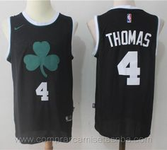 ... Boston Celtics Version conceptual Marca  nike Equipos  Boston Celtics  Jugador  Isaiah Thomas Adecuado para  Hombre Estilo  camisetas nba 2017 2018 f676bb18abe