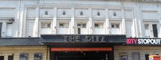The Smiths played their first gig here in October 1982