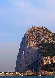 Rock of Gibralter #Spain