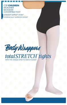Body Wrappers Women Plus Size Stirrup Dance Tights Style A32X