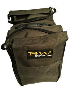 Bw Sports Dual Worm Bag - http://bassfishingmaniacs.com/?product=bw-sports-dual-worm-bag