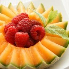 Autour du melon en 4 recettes