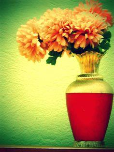 Flower tub...