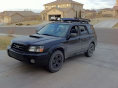 bed line paint on Subaru - Google Search