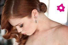 Il trucco sposa per le spose dai capelli rossi e dalla carnagione chiara.