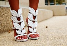 "Guiseppe Zanotti ""cruel summer"" by Kanye West"