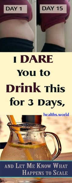 I DARE You to Drink This for 3 Days, and Let Me Know What Happens to Scale #health #fitness #weightloss #fat #diy #drink #smoothie #weightloss #burnfat #diet #naturalremedies th #weightloss #burnfat #diet #naturalremedies #weightloss
