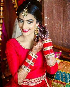 Wedding Chura, Sikh Wedding, Punjabi Wedding, Wedding Shoot, Wedding Ideas, Bridal Bangles, Bridal Jewellery, Wedding Jewelry, Punjabi Bride
