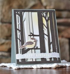 Pickled Paper Designs: Introducing Winter Woods
