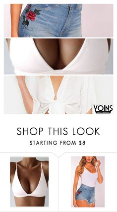 """""""YOINS 25"""" by amberelb ❤ liked on Polyvore featuring yoins, yoinscollection and loveyoins"""