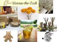 classic winnie the pooh baby shower - Yahoo! Image Search Results