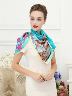 Our strength is women fashion and fashion accessories: Twill Large Square Scarf , Silk Square Scarf, Silk Wrap, Printing Silk shawl. We make our products using Cocoon Silk. Silk Neck Scarf, Silk Shawl, Modern Hijab Fashion, Pink Fashion, Womens Fashion, Mulberry Silk, Neck Scarves, Square Scarf, Scarf Styles