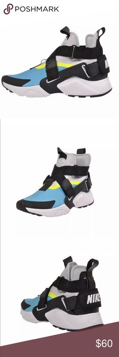 ec444f9d8cf1 NEW Nike Huarache City GS Big Kids Sz 7 lit blue Brand new without box size  Nike Shoes Sneakers