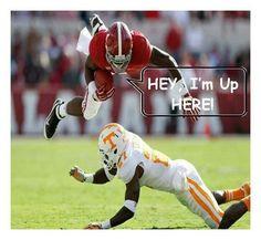 I've got moves you haven't seen yet!  #Alabama #RollTide #Saban
