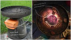 Biolite Basecamp - Cook food and charge electronics with fire! $299