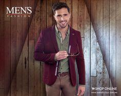 Para ese look universitario que tanto buscas, decídete a complementar un saco, jeans y camisas; la corbata es opcional.  Compra aquí: http://goo.gl/cDYOxU