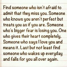 Someone.