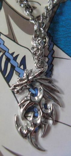 Fairy Tail Necklace FLNL3800