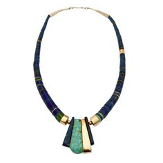 CHARLES LOLOMA Necklace with Museum Provenance | 1stdibs.com