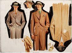 JOSEPH CHRISTIAN LEYENDECKER (American, 1874-1951).   Lot #78172   Heritage Auctions