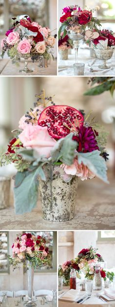 Ideas about no flower centerpieces on pinterest