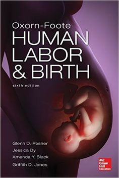 Oxorn Foote Human Labor and Birth 6th Edition PDF