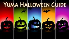 Check out YumaMom's Halloween Guide for details on the local Halloween events in Yuma AZ!