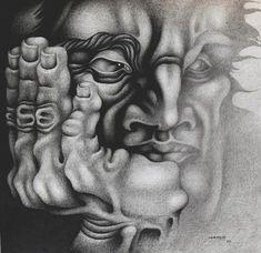 Arte Consciente y Canción Necesaria: Arte Político. R Carpani Folk Art, Face Art, Illustrations Posters, Illustration, Drawings, Chicano Art, Art, Mexican Folk Art, Portrait