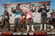 Mullins Captures Victory at Series Opener in Florida - GNCC Racing 2014 Mud Mucker