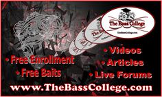bass fishing tips and videos, bass fishing reports, bass fishing tackle