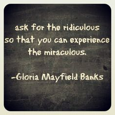 Quote from Mary Kay National Sales Director, Gloria Mayfield Banks